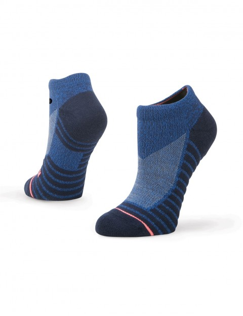 Stance Icon Low Ankle Socks in Blue