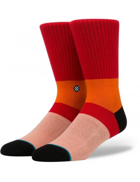 Stance Komodo Socks in Red
