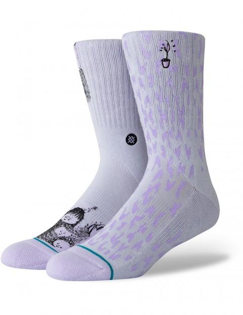 Stance Loo Crew Socks in Violet