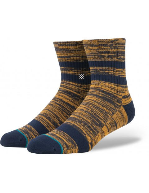 Navy Stance Mission Low Socks