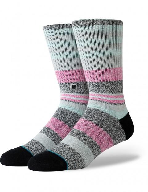 Stance Munga Crew Socks in Black