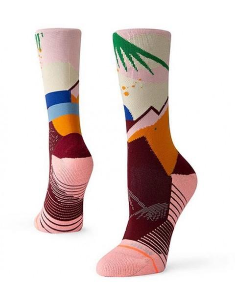 Stance Oasis Crew Socks in Multi