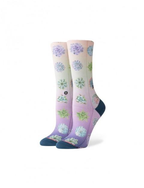 Stance Plant Lady Crew Socks in Multi