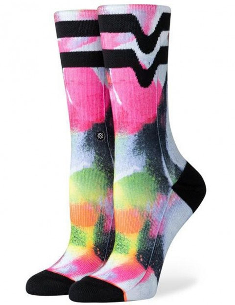 Stance Tag Your It Crew Socks in Black