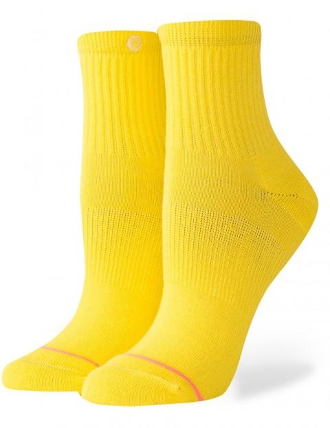 ed5cb6a8f3968 Stance Uncommon Classic Lowrider Crew Socks in Yellow | hardcloud.com