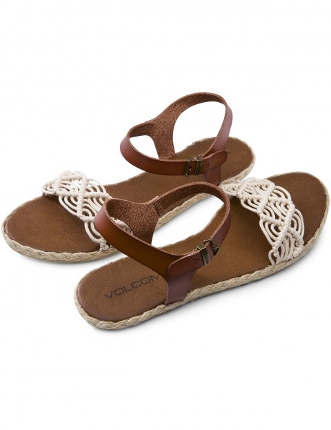 6a2828fc3e517 Volcom Finley Canvas Sandals in Natural