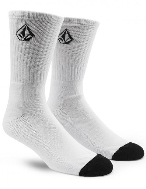 Volcom Full Stone Socks in White