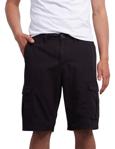 Volcom Miter II Cargo Shorts in Black  8caa2189b83