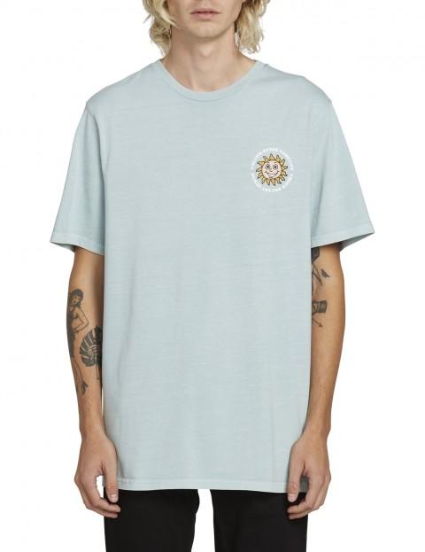 926e5af41c13 Volcom Nuke Kooks Short Sleeve T-Shirt in Sea Glass | hardcloud.com