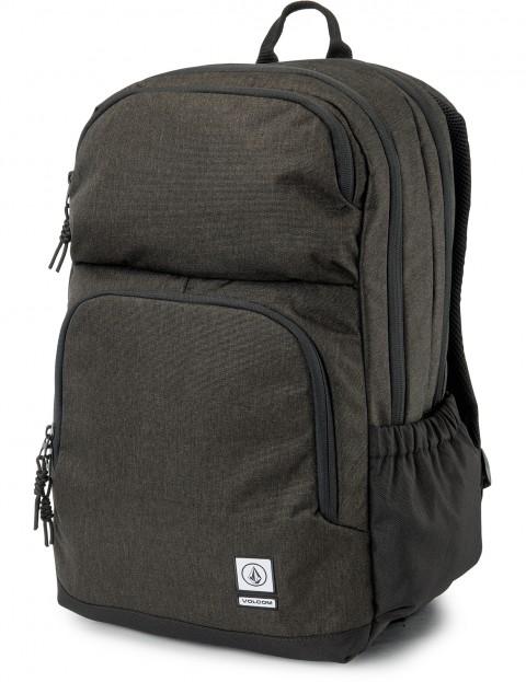 Volcom Roamer Backpack in New Black