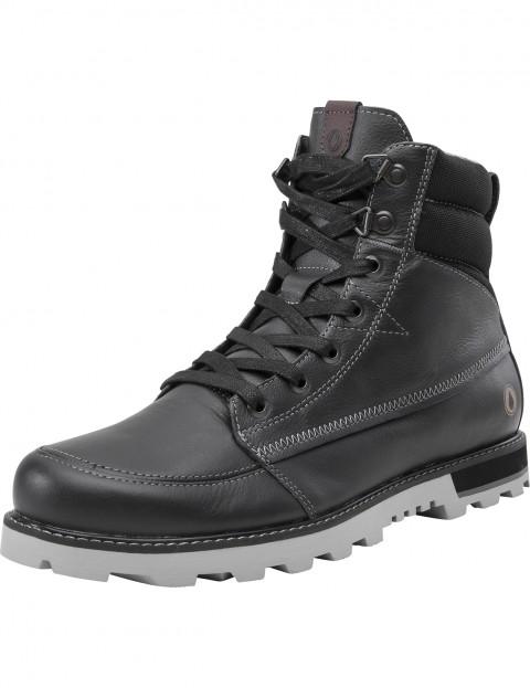 Volcom Sub Zero Heavy Weather Boots in Gunmetal Grey