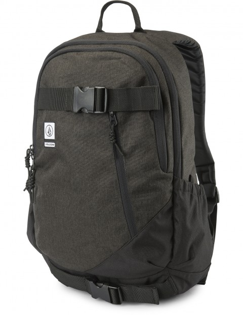 Volcom Substrate Backpack in New Black