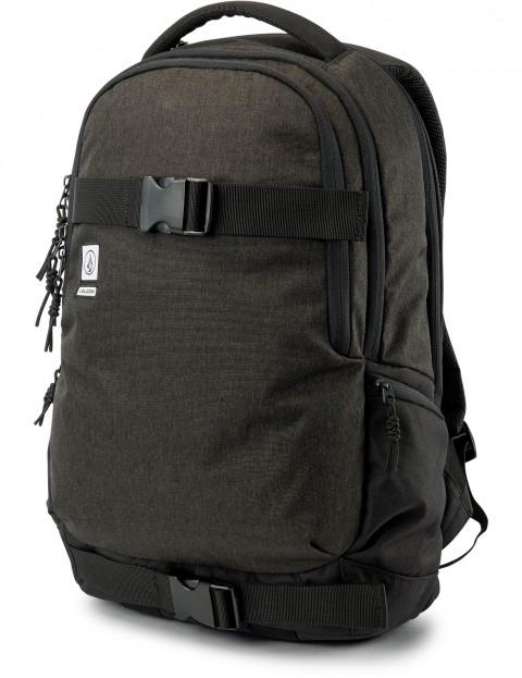Volcom Vagabond Stone Backpack in New Black