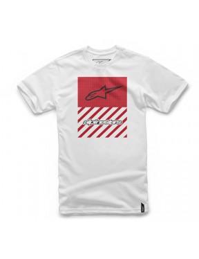 Alpinestars Fact Short Sleeve T-Shirt in White