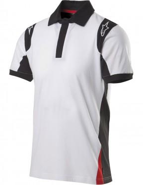Alpinestars Spielberg Polo Shirt in White