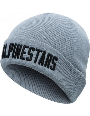 Alpinestars Word Beanie in Grey