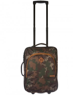 Animal Hiker Holdall in Camo Green