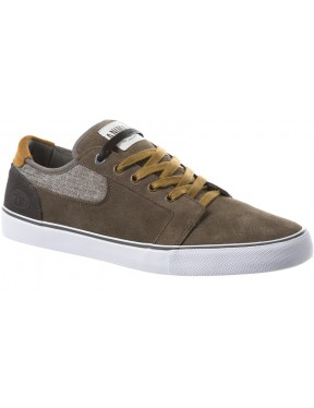 Animal Iconn Trainers in Pebble Green