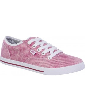 Animal Marcy Trainers in Berry