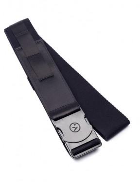 Arcade Nomad Webbing Belt in Black