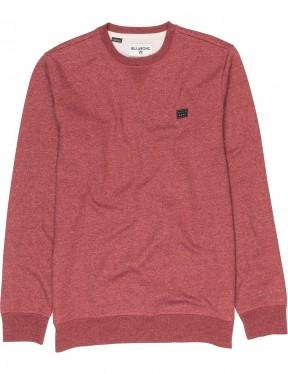 5a6782db819b Billabong Ninety One Sweatshirt in Purple Haze | hardcloud.com
