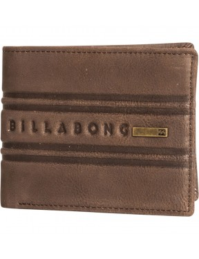 Billabong Phoenix Snap Leather Wallet in Java