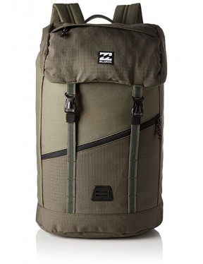 Billabong Track Backpack in Grey Heather