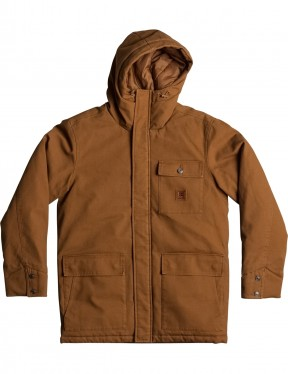 DC Canongate Parka Jacket in DC Wheat
