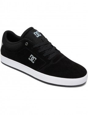 DC Crisis Trainers in Black/Armour
