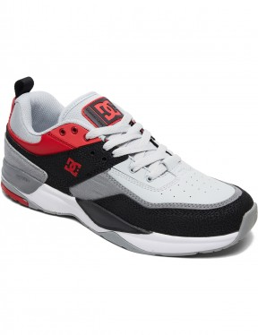 DC E.Tribeka Trainers in Black/Athletic Red/B