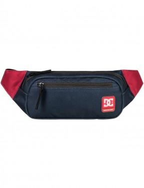 DC Farce 2 Bum Bag in Black Iris