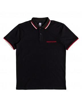 DC Lakebay Polo Shirt in Black