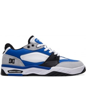 DC Maswell Trainers in Blue/Black/White