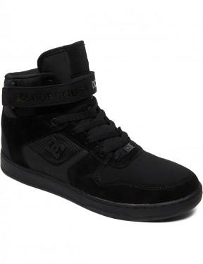 DC Pensford Trainers in Black/Black/Black