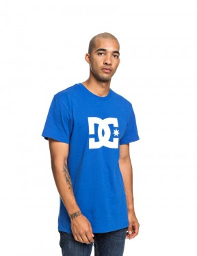 DC Star 2 Short Sleeve T-Shirt in Nautical Blue