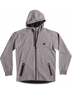 DC Woodmoor Jacket in Charcoal Heather