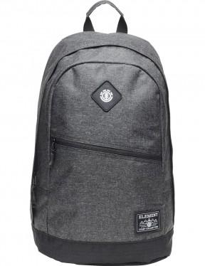 Element Camden Backpack in Black Grid Htr