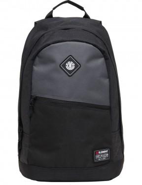Element Camden Backpack in Black Heather