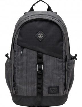 Element Cypress Backpack in Black Melang