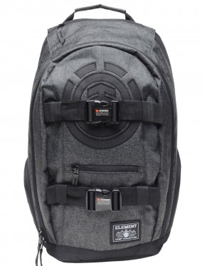 77ee0d807c Element Mohave Backpack in Black Grid Htr