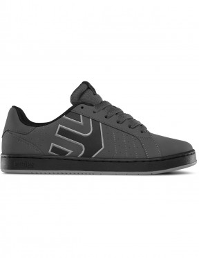 Etnies Fader LS Trainers in Dark Grey/Black