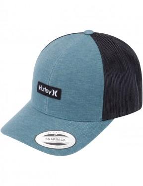 Hurley El Morro Cap in Smokey Blue