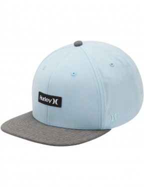 Hurley Phantom One & Only Cap in Still Blue