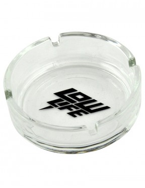 Lowlife Smoke Em Ashtray in Glass