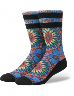 Stance Nayarit Crew Socks in Multi
