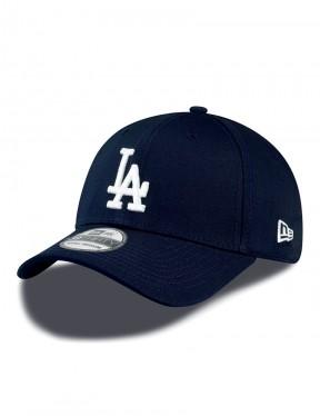 New Era 39Thirty MLB LA Dodgers Cap in Navy/White
