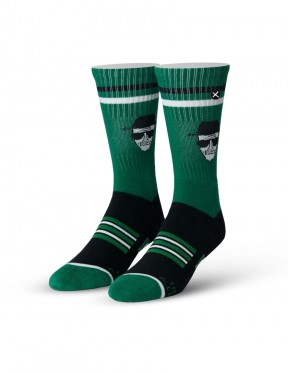 Odd Sox Who Is Heisenberg Crew Socks in Multi