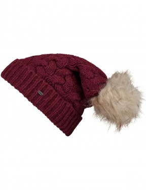ONeill Nora Beanie in Current Red