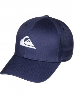 Quiksilver Decades Cap in Navy Blazer