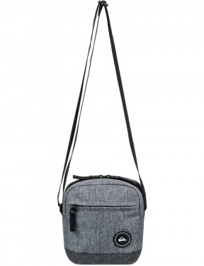 Quiksilver Magicall Pouch in Light Grey Heather